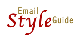 Email Style Guide