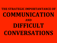Why It's Important To Have Difficult Conversations