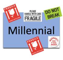 Fragile Millennial